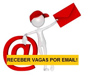 Vagas por email